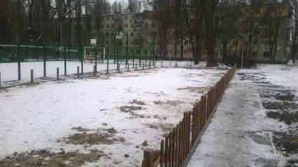 Службове підроблення з боку кп «спорт-дніпро» дмр та тов «екобуд 77»